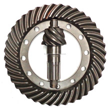 Chinese factory truck parts crown wheel pinion for Fuso MC839938