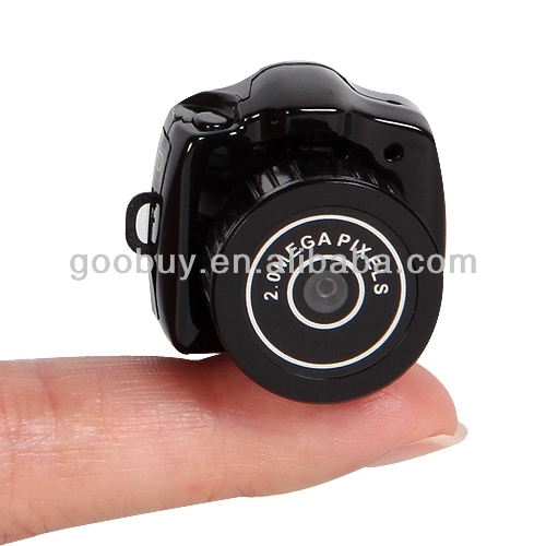 2014 VGA/720P super mini hidden camera in toilet for CCTV / Securtiy system