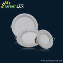 flat led panel round panel led 6W,8W,10W,12W,16W,18W,24W china wholesale hot sale round led panel