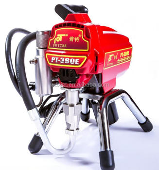 ceramic pump and piston with brushless motor airless paint sprayer