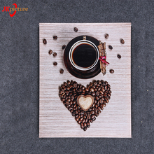 Still Life Canvas Wall Art Coffee Picture Printed On Canvas For Home Wall Decor