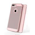 2017 soft TPU phone case for iphone7 with breath holes back cover case for iphone7