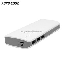 High capacity external power bank 15000mAh for lenovo in India