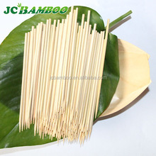 Eco-friendly 203x4.8mm Disposable wooden chopsticks for bbq
