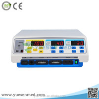 Max 400W portable medical machine electrosurgical generator bipolar cautery