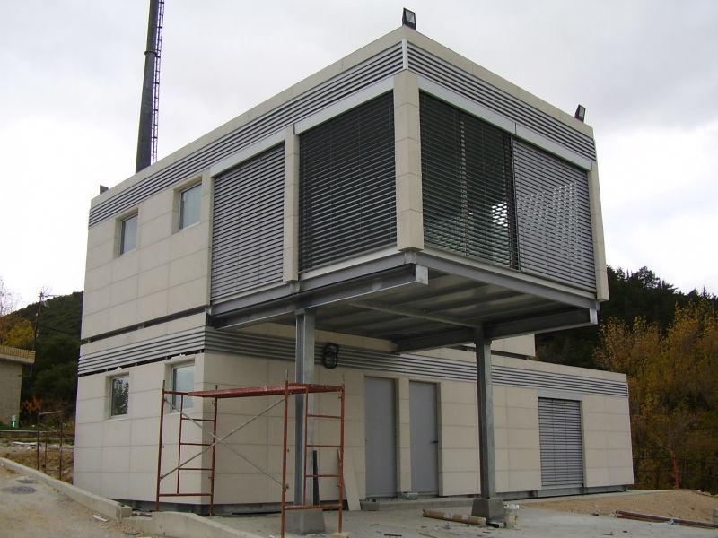 edificios modulares prefabricados casas prefabricadas