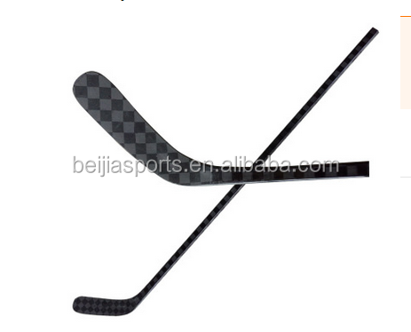 One -Piece model custom composite ice hockey stick equipment from Apex china hockey stick factory