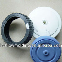 Plastic Toy Wheel