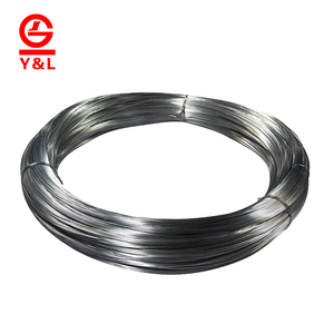 High quality hot dipped galvanized steel iron wire for binding wire