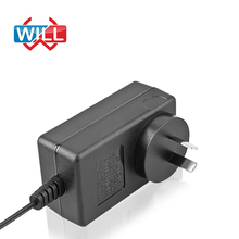 12V DC CCTV Camera Power Adapter with 600065 Audio Video Standard