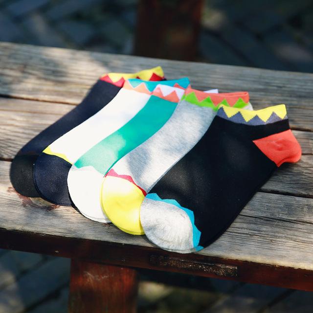 Lanle socks with new design hot sale cotton socks can be custom Men dress socks wholesale