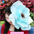 Decorative handmade artificial flower wallpaper (WDAG-27)