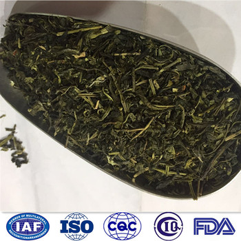 Chinese Jasmine tea scented with fresh jasmine flowering green tea