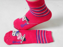 OEM Wholesale Girl Warm Terry Sock Ankle Sock