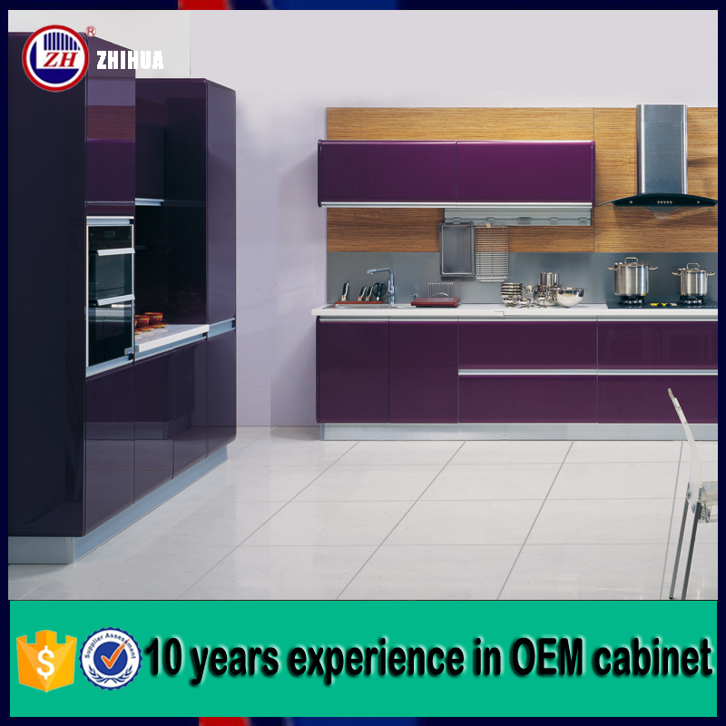 Free Cad Design Kitchen Cabinet Malaysia: Free Cad Design Purple Kitchen Cainets Shaker