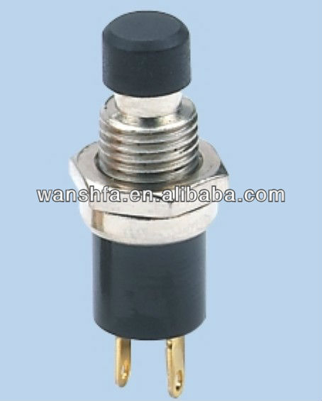 miniature momentary off-(on) push button switch