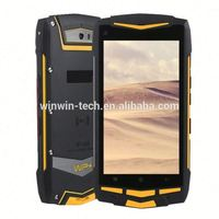 best quality android phone discovery v5 shockproof rugged phone