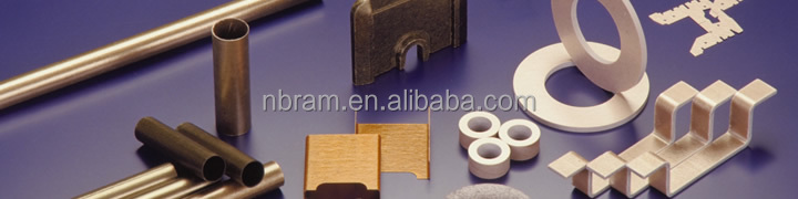 Mica parts for insulation