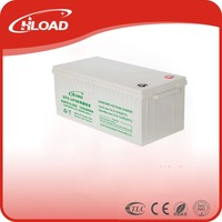 AGM lead acid VRLA Battery 12V 200Ah dry cell rechargeable battery