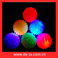 Colorful Anomaly Shape Light LED Crystal Magin Ball