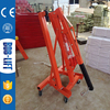 High Performance Portable Hydraulic Lift Engine Crane 2 tons