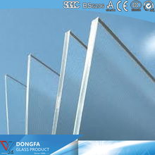 8mm super clear solar panel tempered glass
