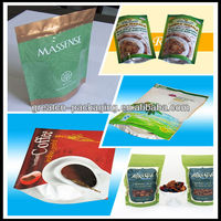Food Grade Plastic Packaging Bag for Food