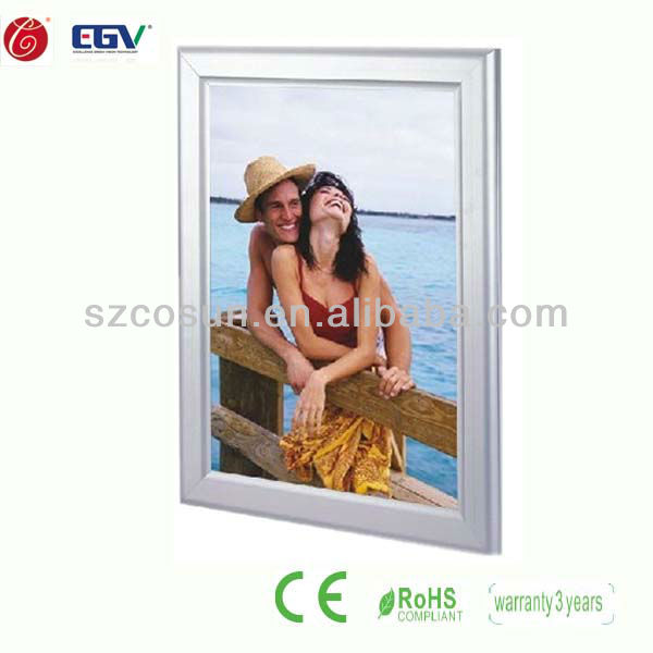 LED super large Aluminum profile slim outdoor advertising light box