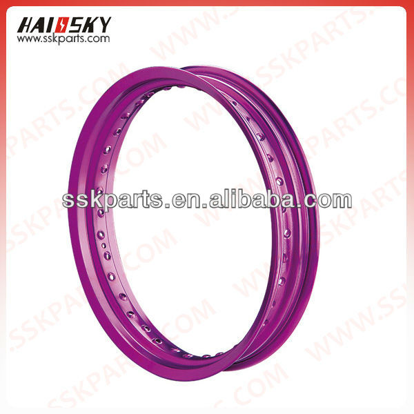 HAISSKY colored motorcycle rims