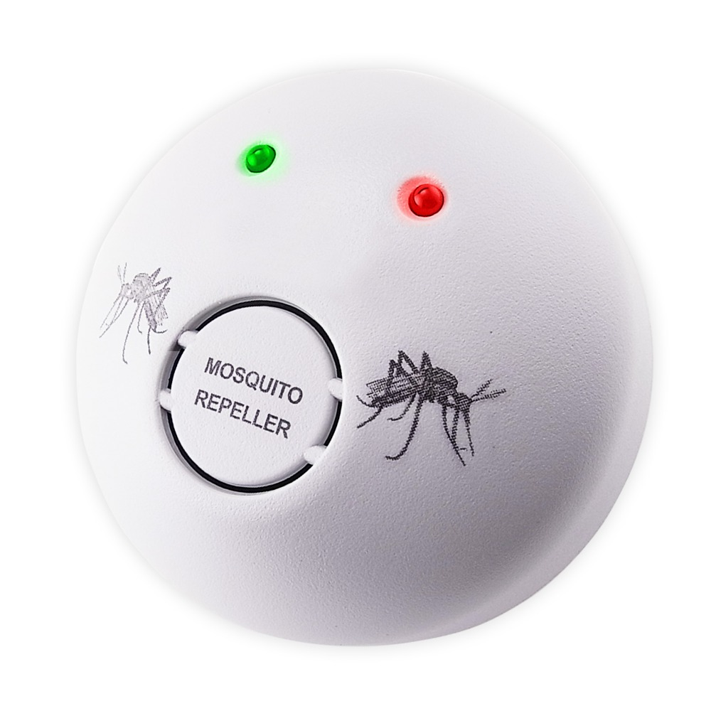 110V Double Insulation Ultrasonic Mosquito Repeller Repellent Pest Bug Control Electronic Killer