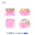 fengshangmei brand of nail art of new package high quality 15g nail polish glitter gel