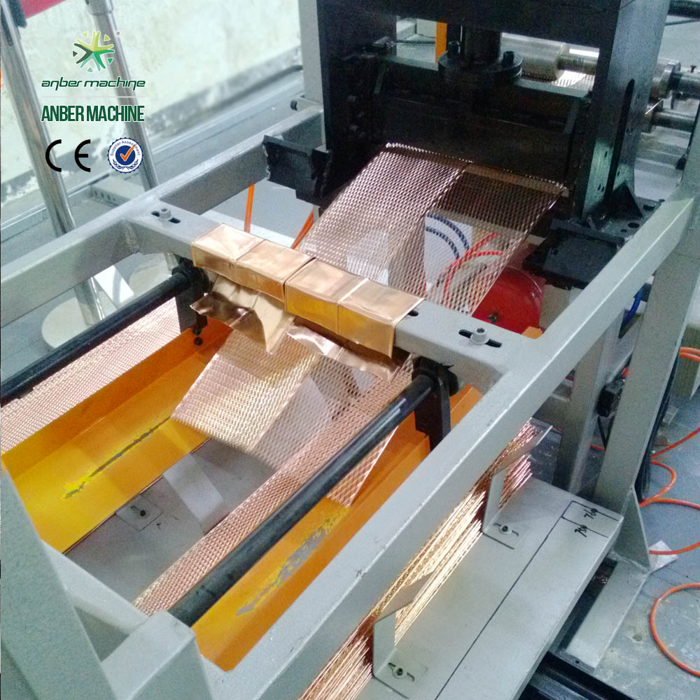 copper plate network machine