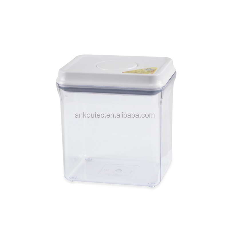 New Arrival Vacuum Fresh Boxes/vacuum Food Containers/storage Box For Food