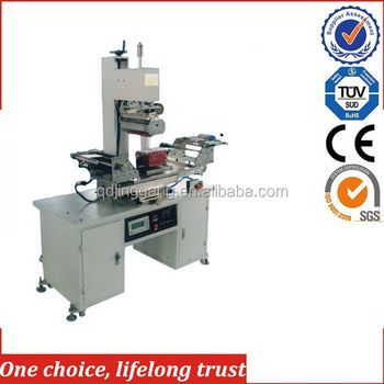 TJ-80 heat transfer machine for wooden product