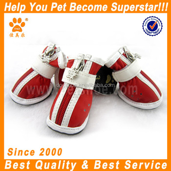 PU leather dog leisure boots pet products for sale high quality