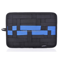 Top quality travel elastic organizer for digital devices