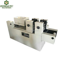 Automatic 2 Colors BOPP Adhesive Tape Printing Machine