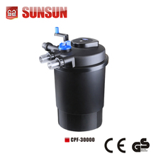 SUNSUN CPF-180 CE garden pond bio filter for sale garden pond bio filter UV garden pond bio filter