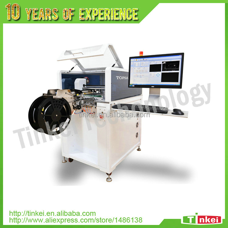 TP400P industrial smd pick and place machine