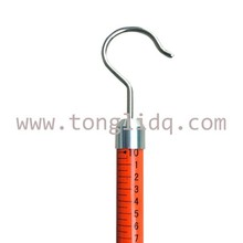 fiberglass telescopic height measuring stick