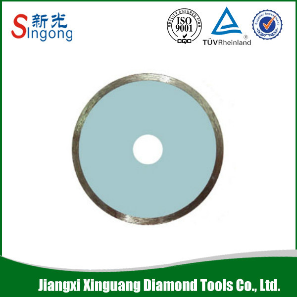 diamond saw blade for agate cutting without chipping