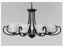 Quality modern iron ceiling lamp for ICU&CCU use