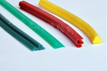 SGS/ISO silicone rubber seal strips