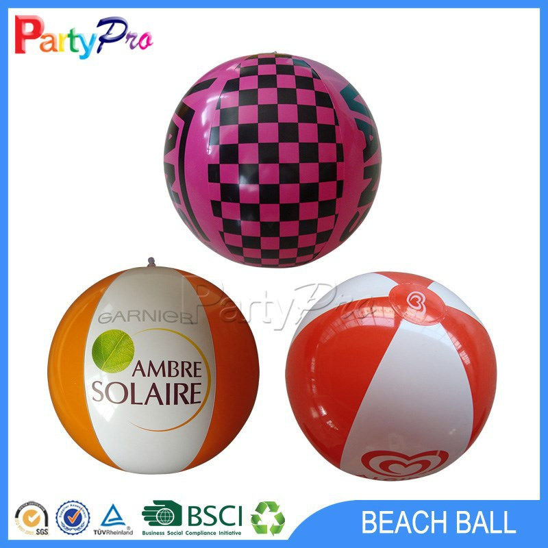 Novelty Toy Alibaba China Supplier Customized Inflatable Beach Soccer Ball White Eye Ball Beach Ball
