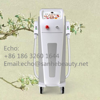 Shr device / SHR Elight RF IPL beauty device for hair removal/shr hair removal