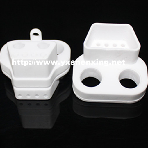 Corrosion Resistance selling well alumina ceramic HID lamp base