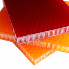 PC honeycomb board composite plastic plate