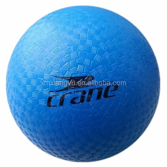 "8.5"" PVC inflatable playground ball for toy"
