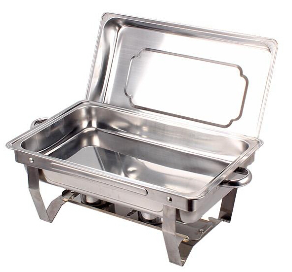 F433 stainless steel food chafing dish