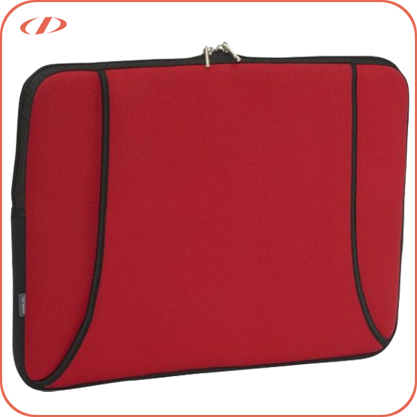 Designer neoprene disposable laptop sleeve